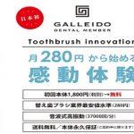 GALLEIDO(DENTAL MEMBER) 電動歯ブラシ定期購入