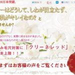 クリ―ネレッド CLEANE RED 高橋太志 株式会社TTO