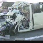 青森県つがる市で飲酒運転による事故。 軽自動車2台の乗員4人全員死亡。軽はダメ!