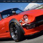 スピードフォーム http://speedforme.jp/ S30Z、ハコスカのカスタムなら・・。
