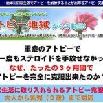 株式会社ハピネス 高橋 健介 アトピー治療・克服法マニュアル