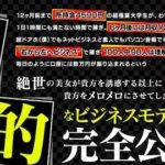 柳田 友輔 魅惑的なビジネスモデルを完全公開!!