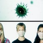 衝撃!「新型コロナはマスクでは防げない。菌はマスク目を通過します。」