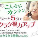 視力回復アイスマイル1.0 自宅でラクラク視力アップ法 前田和久