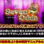 セブン・オッズ Seven Odds  株式会社INTELLECT 塩澤卓巳