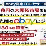 最先端ebayビジネス レインボーオーシャンビジネス 株式会社ワクレボ
