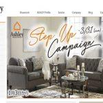 ASHLEY  富士家具工業株式会社 米国で一番売れる家具