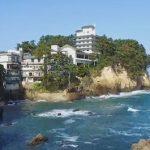 五浦観光ホテル 茨城の断崖絶景 太平洋海沿い 最高です!